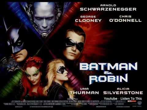 Kevin Smith Commentary Batman & Robin 1997