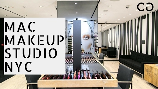 Conocé el MAC Makeup Studio en Upper East Side - CHICAS GUAPAS TV