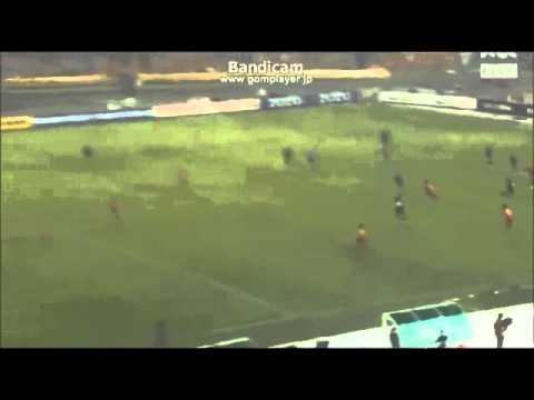 ジーニアス 柿谷がスーパーゴールで先制点! 日本vs韓国 2013東アジアカップ