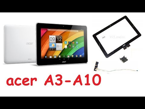 ACER A3-A10 WINDOWS VISTA DRIVER