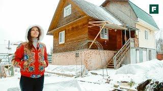 Перестройка дома для ПМЖ в две женских руки. История реконструкции