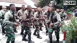 YEL-YEL KORPS MARINIR TNI AL (DIKMATA XXXVIII/I)