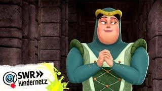 Madame Birgit - die treue Zofe Arthur und die Freunde der Tafelrunde SWR Kindernetz