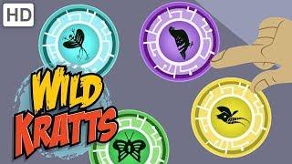 Wild Kratts ⚡ Creature Power Transformation Rewind! | Kids Videos