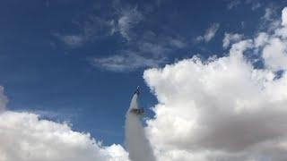 'flat Earther' Dies In Rocket Crash