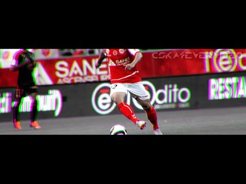 Nicolas de Préville - Crazy Skills Dribbling & Goals - Reims 2014/2016 4K