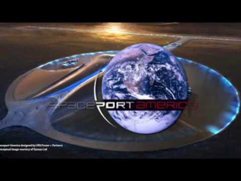Travel Guide New Mexico tm, Spaceport  America, January 2010 update