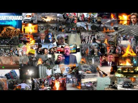 Muslim Brotherhood - Live From Jerusalem - World War III - The Fire Spreads - Coming Apocalypse