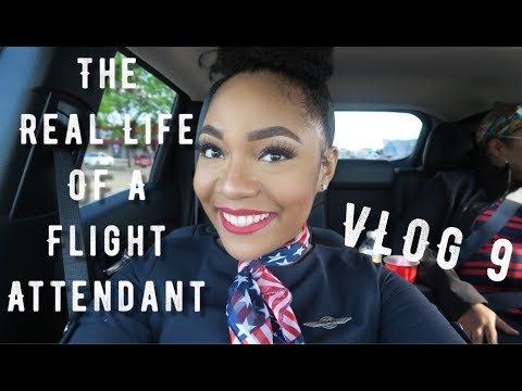 "The ""Real Life"" of a Flight Attendant 