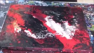 Crash Test Colle Peinture Acrylique Effet Sable Youtube