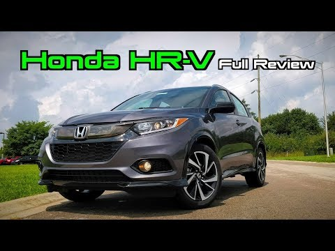2019 Honda HR-V: FULL REVIEW + DRIVE | New Trims add More Appeal for 2019