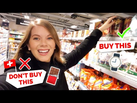 Switzerland   What To Buy (plus What NOT To Buy) On Your Trip