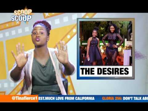 ScoopOnScoop: Desire Luzinda officially Introduces daughter to the Limelight
