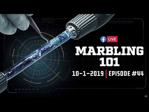 Mud Hole Live: Marbling 101
