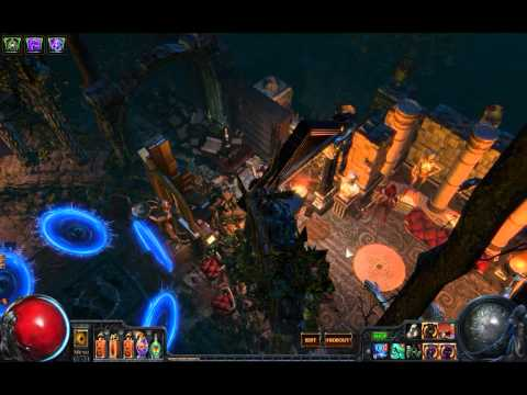 Path of Exile - Tristram Hideout