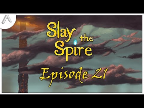 Slay the Spire - Apache's Daily Dungeon - Episode 21 [The Silent VI Level 3]