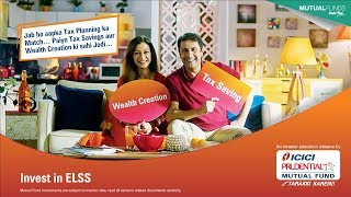 Create Wealth? Save Tax? Aim for both with ELSS!