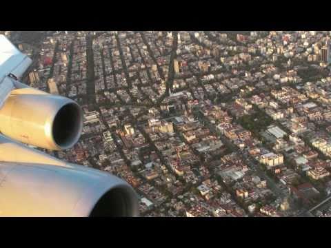 A week of business travel - Zuerich - Frankfurt - Mexico City - Sao Paulo - Zuerich
