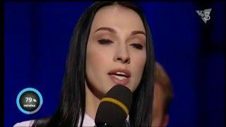 Олена Мосійчук (військовий медик полку «Азов») жорстко відповіла Євгену Мураєву (Опозиційни блок)