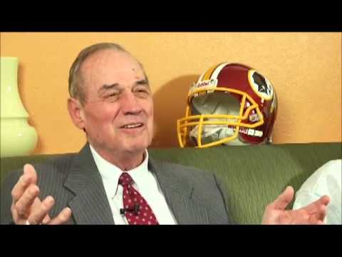 Chris Hanburger & Sam Huff Interview Washington Redskins Legends