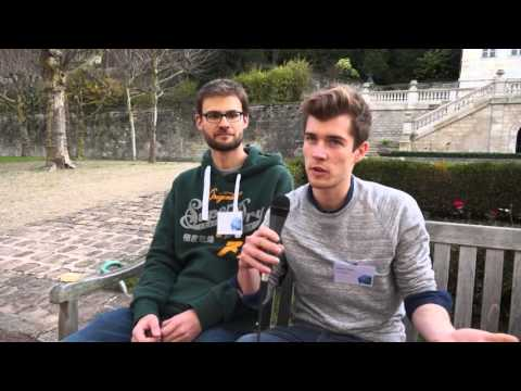 GUCF - Interview of students from the University of applied science, Germany