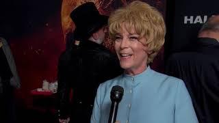 Jamie Lee Curtis attends 'Halloween Kills' premiere