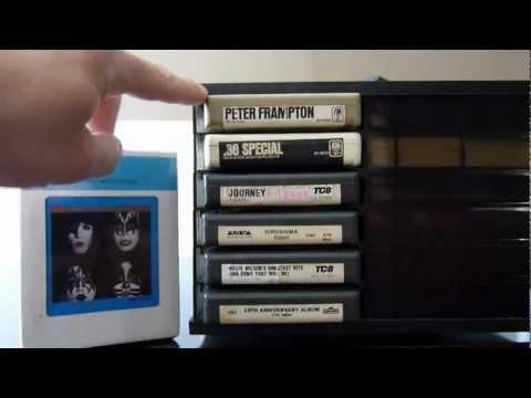 Panasonic 8-Track Player/Recorder &...