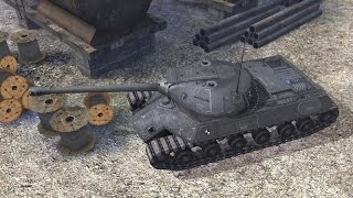boisdormant - WoTB IS-3 Defender: le Test en vid?o. (lire desription)