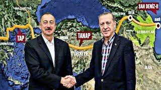 Турция и Азербайджан запустят Трансанатолийский газопровод 12 июня