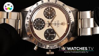 Exceptional Rolex Watches Put On Auction