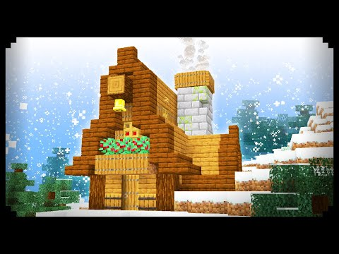 ✔ How to Make a House in Minecraft