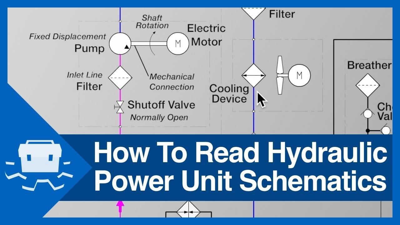 3 way hydraulic valve diagram [ 1280 x 720 Pixel ]