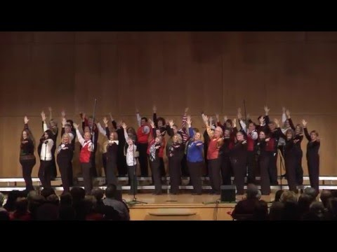 """The Man with the Bag"" by Houston Choral Showcase"