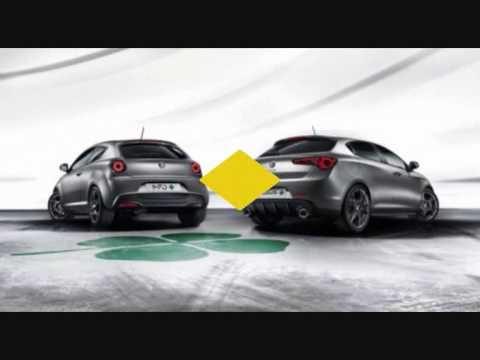 All New 2014 Alfa Romeo Mito Giulietta Quadrifoglio Verde Youtube