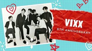 VIXX 8TH ANNIVERSARY?⭐?