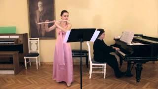 Флейта: Шостакович. Вальс-шутка