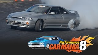 Performance Car Mania #8 - Winton Raceway