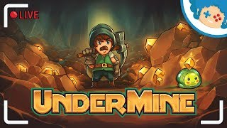 Undermine #2 PL - Drugi biom [1/2] | Zapis LIVE