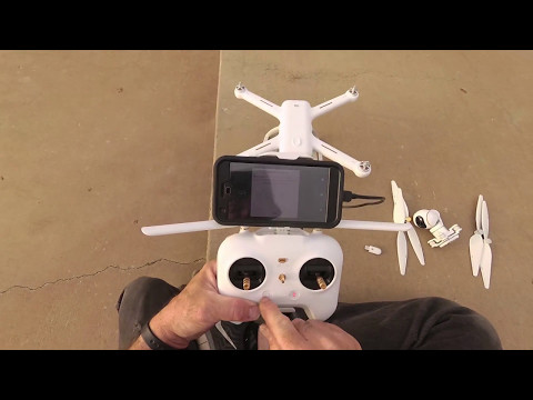 Mi Drone 4 K Primeiro voo foi só alegria BRASIL