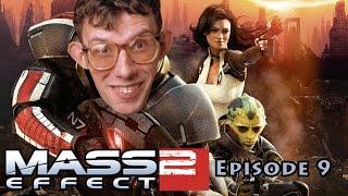 JPG Plays Mass effect 2 - #9 - We Suck At Hacking!!!