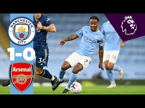 HIGHLIGHTS | MAN CITY 1-0 ARSENAL, RAHEEM STERLING NETS THE WINNER