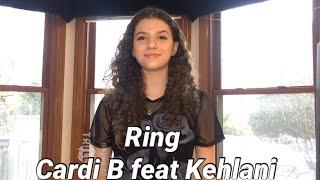 Ring- Cardi B feat Kehlani (ASL/PSE COVER) Sign Language