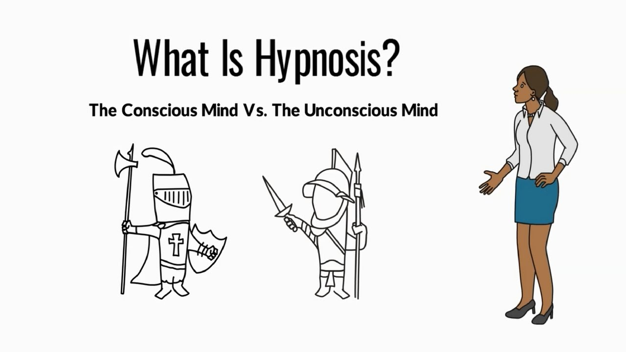 What Is Hypnosis? The Conscious Mind Vs The Unconscious ...