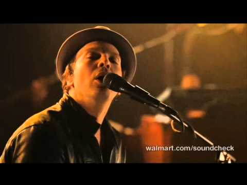 Gavin DeGraw at Walmart Soundcheck