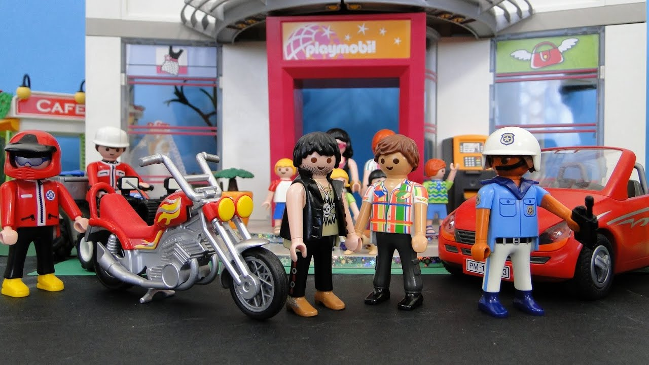 stop motion playmobil youtube