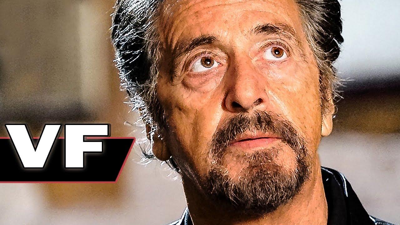 HANGMAN Bande Annonce VF (Al Pacino, 2018)
