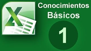 Tutorial Excel (Cap. 1) Conocimientos basicos thumbnail