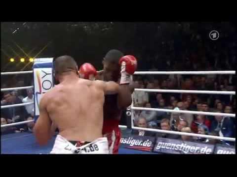 1.Super Six - ARMENIA Arthur Abraham vs. USA Jermain Taylor K.O.