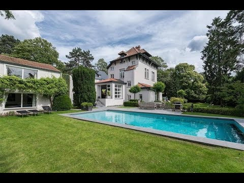 Charming and Harmonious Villa in Brussels, Belgium | Sotheby
