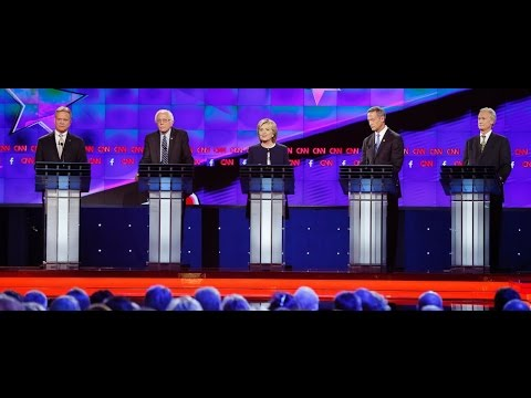 My 2016 Democratic Primary Debate REVIEW
